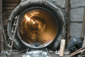 Sewer pipes SPIRO
